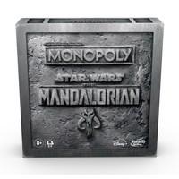 Star Wars Board Game Monopoly The Mandalorian *English Version*
