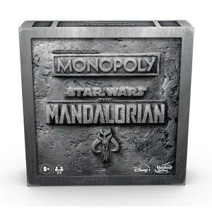 HASBRO Star Wars Board Game Monopoly The Mandalorian *English Version*