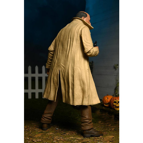 NECA Halloween 2: Ultimate Michael Myers and Dr Loomis 2-pack 7 inch Action Figure
