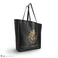 Harry Potter Faux Leather Shopping Bag Hogwarts