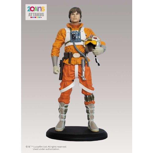 Attakus Star Wars Episode V  Luke Skywalker   Snowspeeder
