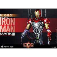 Marvel: Iron Man - Iron Man Mark III Construction Version 1:6 Scale Figure