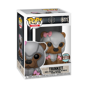FUNKO Pop! Games: Critical Role Vox Machina - Armoured Trinket Specialty Series