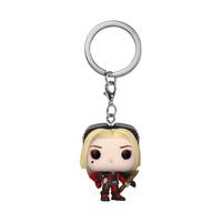 Pocket Pop! Keychain: The Suicide Squad - Harley Quinn Bodysuit