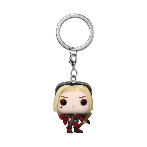 FUNKO Pocket Pop! Keychain: The Suicide Squad - Harley Quinn Bodysuit