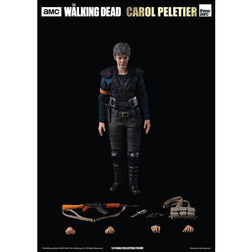 threezero The Walking Dead Action Figure 1/6 Carol Peletier 28 cm