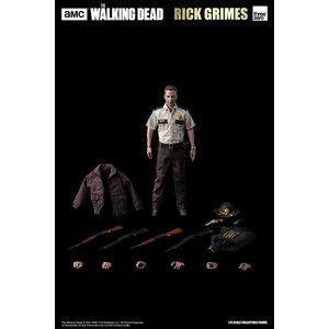 threezero The Walking Dead Action Figure 1/6 Rick Grimes (Season 1) 30 cm