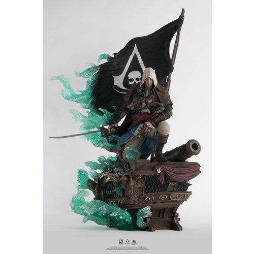PURE ARTS Assassin's Creed: Animus Edward Kenway 1:4 Scale Statue