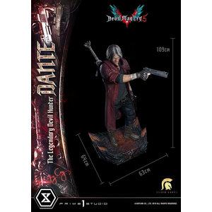 Prime 1 Studio Devil May Cry 5 Dante Black Label 12 Scale Statue
