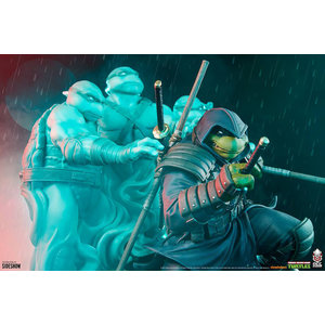 Pop Culture Shock Collectibles TMNT: The Last Ronin Supreme Edition 1:4 Scale Statue