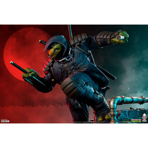 Pop Culture Shock Collectibles TMNT: The Last Ronin 1:4 Scale Statue