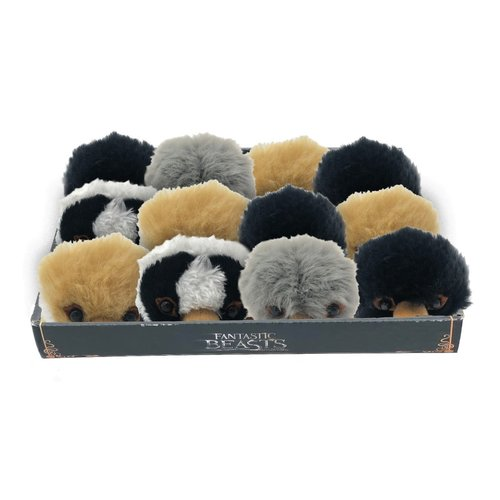 MAXX MARKETING Harry Potter: Baby Niffler with clip-on - 4 inch Plush