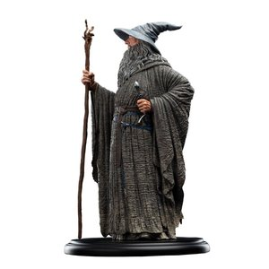 WETA Workshops Lord of the Rings Mini Statue Gandalf the Grey 19 cm