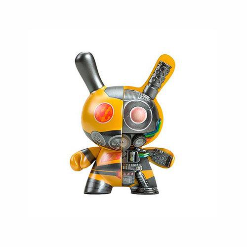 Kidrobot Dairobo-B Mecha Half Ray 5 inch Dunny