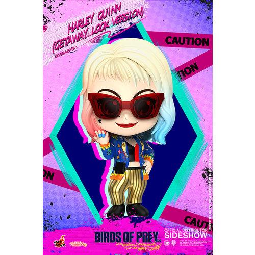 Hot toys DC Comics: Birds of Prey - Getaway Look Harley Quinn Cosbaby