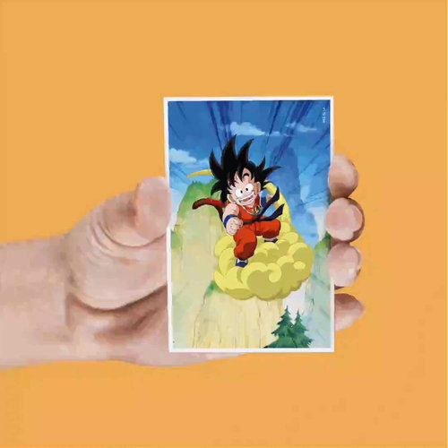 SD Toys Dragon Ball: Lenticular Magnet Set