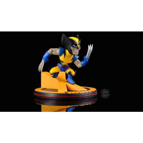 Quantum Mechanix Marvel Comics 80th - Wolverine (X-Men) Q-Fig