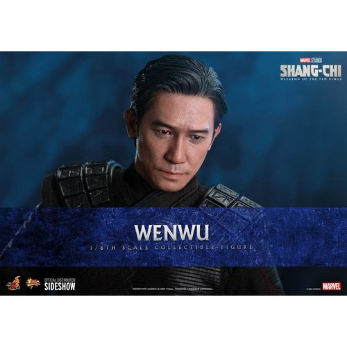 Marvel: Shang-Chi and the Legend of the Ten Rings - Wenwu 1:6 Scale Figure