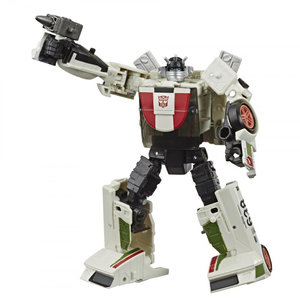 HASBRO Transformers: War for Cybertron - Wheeljack 7 inch Action Figure