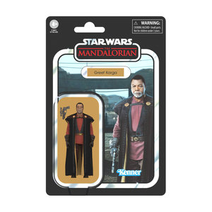 HASBRO Star Wars: The Vintage Collection - Greef Karga 3.75 inch Action Figure