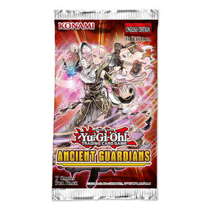 Konami Yu-Gi-Oh! Ancient Guardians Booster *English Version* (Price Per Piece)