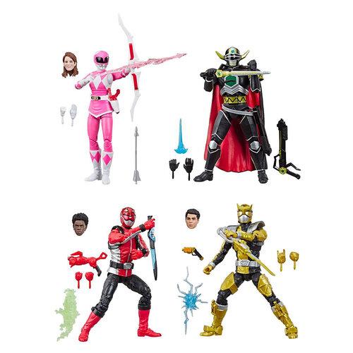 HASBRO Power Rangers Lightning Collection Action Figures 15 cm 2019 Wave 2 Bundle