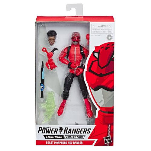 HASBRO Power Rangers Lightning Collection Action Figure 15 cm 2019 Wave 2:  Beast Morphers Red Ranger