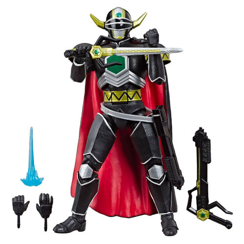 HASBRO Power Rangers Lightning Collection Action Figure 15 cm 2019 Wave 2: Lost Galaxy Magna Defender