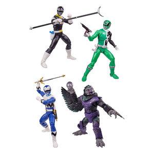 HASBRO Power Rangers Lightning Collection Action Figures 15 cm 2021 Wave 3 Bundle