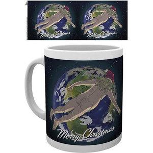 Rick and Morty Merry Christmas - Mug