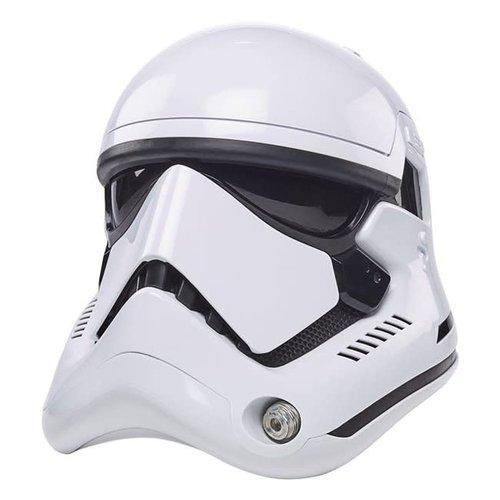 HASBRO Star Wars: Black Series - First Order Stormtrooper Electronic Helmet