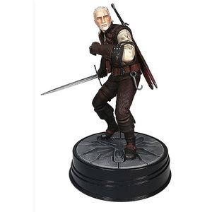 Dark Horse The Witcher 3 Wild Hunt - Geralt Manticore PVC Statue