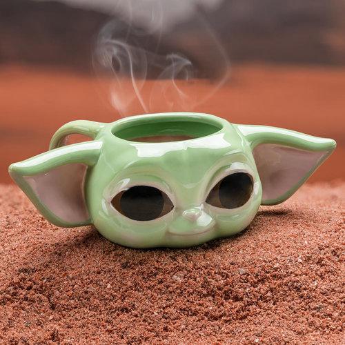 Paladone Star Wars: The Mandalorian - The Child Shaped Mug