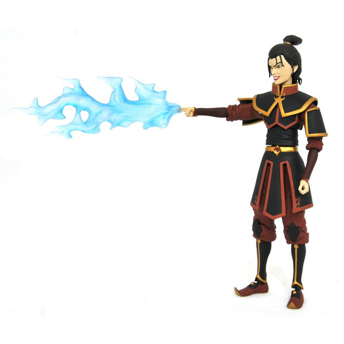 diamond Avatar The Last Airbender: Series 2 - Azula 7 inch Scale Action Figure