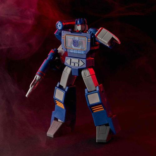 HASBRO Transformers Beast Wars R.E.D. Soundwave Figure