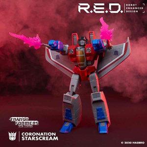 HASBRO Transformers Beast Wars R.E.D. Action Figures Bundle