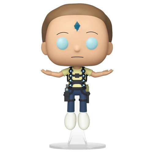 FUNKO Pop! Animation: Rick and Morty - Floating Death Crystal Morty
