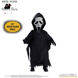 Mezcotoys Scream: Ghostface 18 inch Roto Plush
