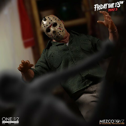 Mezcotoys The One:12 Collective: Friday the 13th Part 3 - Jason Voorhees