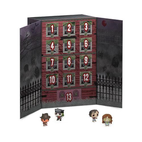 FUNKO Pocket Pop! Advent Calendar: 13-Day Spooky Countdown