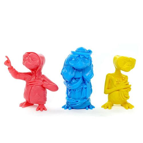 doctor collector E.T. the Extra-Terrestrial: E.T. 1982 Colour Mini Figure Collector Set