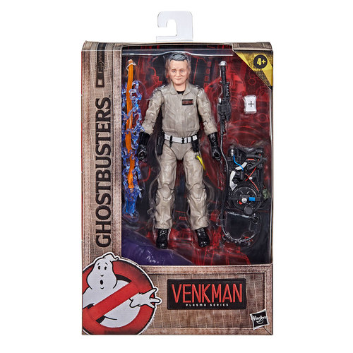 HASBRO Ghostbusters Plasma Series Ghostbusters: Afterlife Peter Venkman