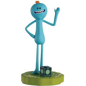 eaglemoss Rick and Morty: Mr. Meeseeks 1:16 Scale Figurine