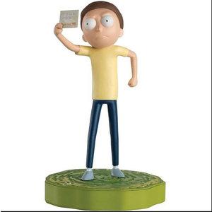 eaglemoss Rick and Morty: Morty Smith 1:16 Scale Figurine