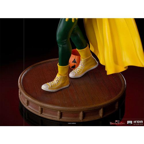 Iron Studios Marvel: WandaVision - Vision Halloween Version 1:10 Scale Statue