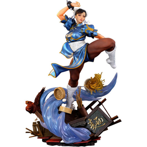 Sideshow Toys Street Fighter: Chun Li - The Strongest Woman in the World 1:4 Scale Statue