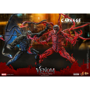 Hot toys Marvel: Venom Let There Be Carnage - Carnage 1:6 Scale Figure