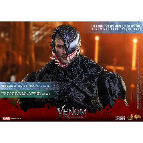 Hot toys Marvel: Venom Let There Be Carnage - Deluxe Carnage 1:6 Scale Figure