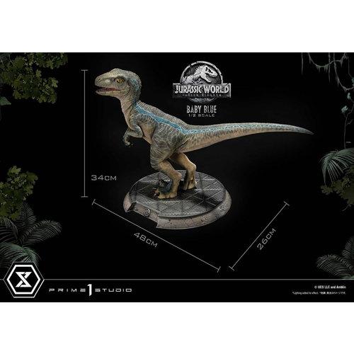 Prime 1 Studio Jurassic World: Fallen Kingdom - Baby Blue 1:2 Scale Statue