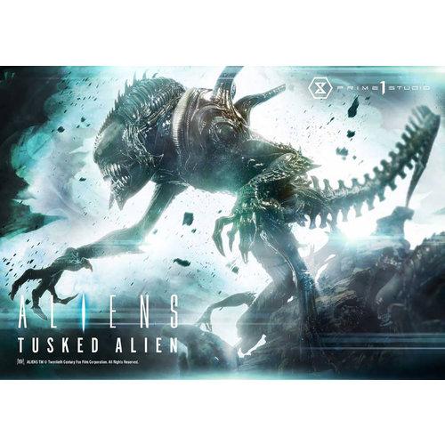 Prime 1 Studio Aliens vs. Predator: Three World War - Tusked Alien Bonus Version 1:4 Scale Statue